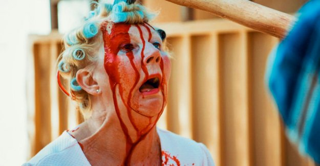 PREVIEW. The bloody mother of Rob Vanoudenhoven makes her film debut