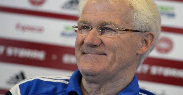 Painful! Now requires legend Morten Olsen as a coach