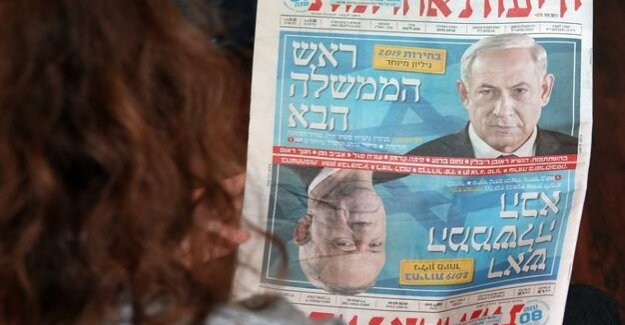 Parliamentary elections in Israel : Netanyahu's coalition is in the high bills in the front