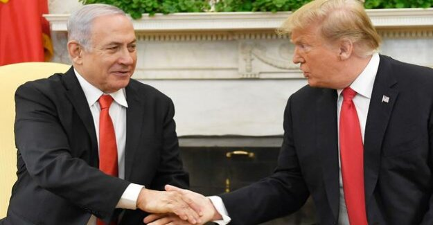 Parliamentary elections in Israel : Trump and Briefly congratulate Netanyahu