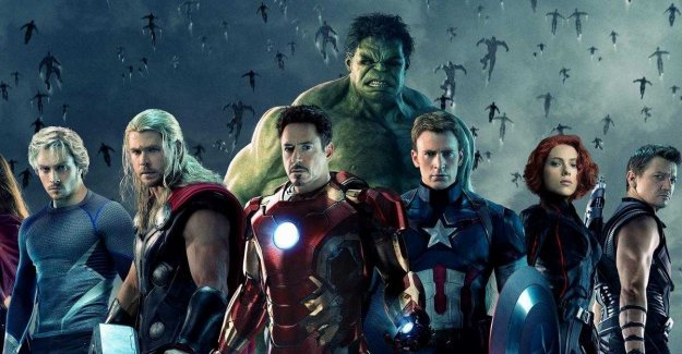 Party for fans of the Avengers with extra everything and recaps