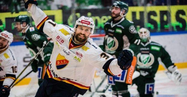 Påskrysare when Djurgården became clear to the SM-final