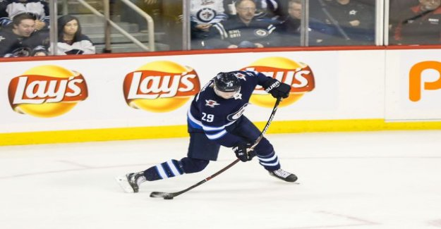 Patrik Laine remained without points – the Jets will melt ugly home audience in front of