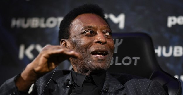 Pele will go home on Monday