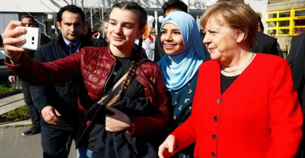People-Newsletter on Wednesday : Merkel, environment protection, modern concepts