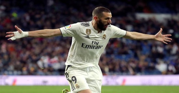 Persistent Huesca tormented Real's superstars - Karim Benzeman a last-minute goal freed the home team draws the torment of