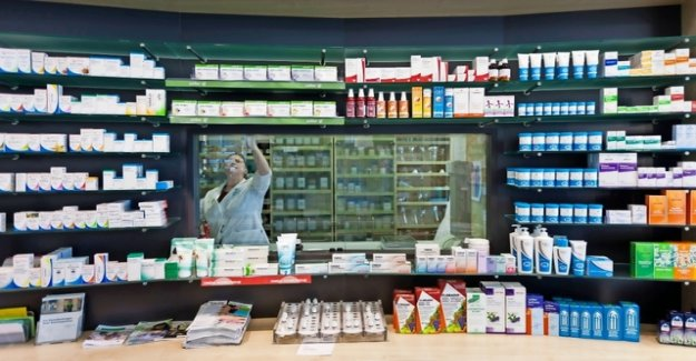 Pharmacist refuse sick of expensive medications