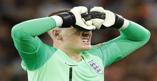 Pickford is being investigated for fights outside the pub