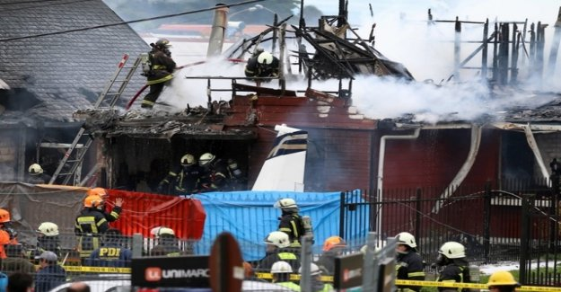 Plane crashes on house in Chile – six Dead
