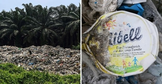 Plastic waste is dirty, more and more countries in Southeast Asia