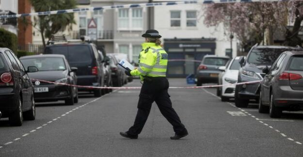 Police have not stabbed of Terror : Four people in London