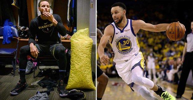 Popcornmissbrukande basketstjärna: Can't live without them