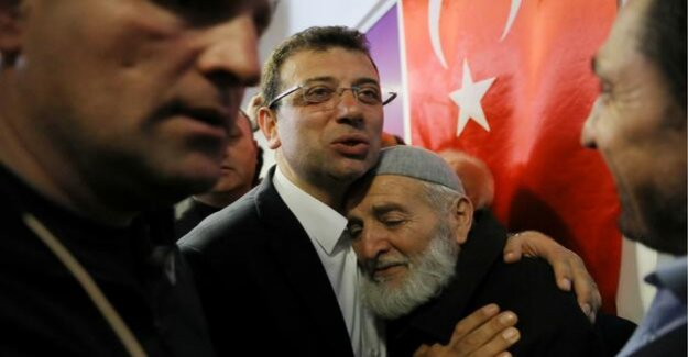 Populist Erdogan is reaching its limits : The democracy in Turkey is still alive