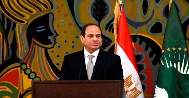 President al-Sisi can get more power in Egypt