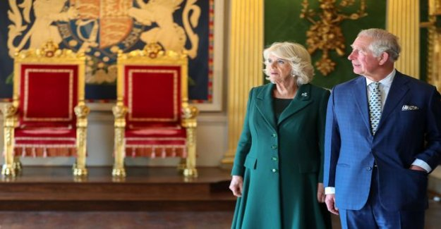 Prince Charles and duchess Camilla spent their anniversary in Ireland