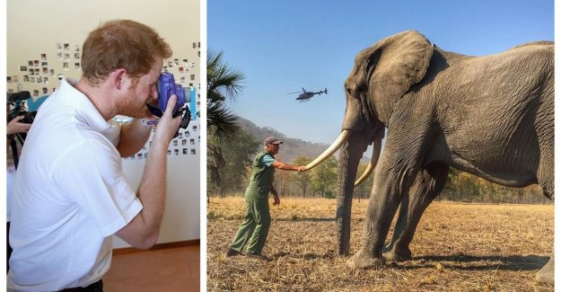 Prince Harry under fire after the show of manipulated photos on Instagram