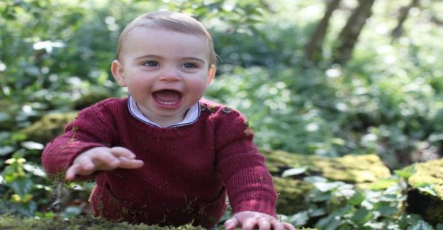 Prince Louis, of 1, occur in siblings less in the public eye – William and Kate want to secure a normal childhood