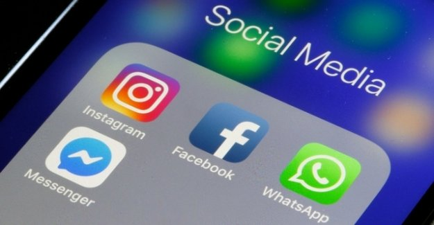 Problems with Facebook, Instagram and Whatsapp