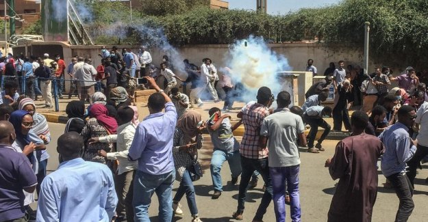 Protests grow in Sudan - may be the biggest ever