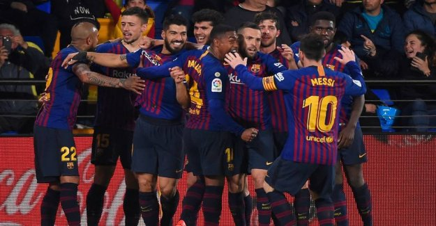 Pure ecstasy in Barcelona after stunning comeback