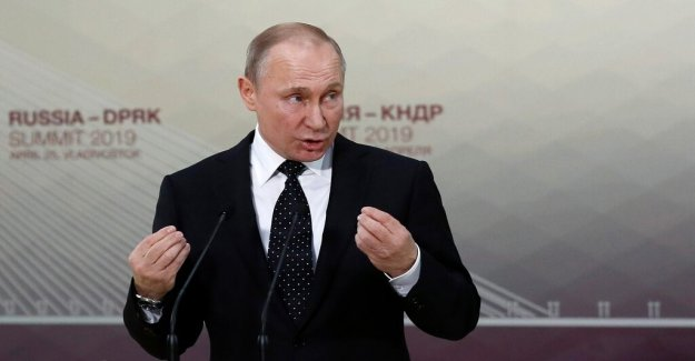 Putin's decision to hand out Russian passports in eastern Ukraine is pure power