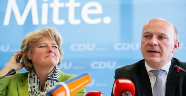 Question of power in the Berlin CDU : men's economy