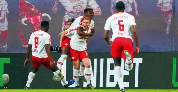 RB Leipzig : Emil Forsberg: The Super Swede is back