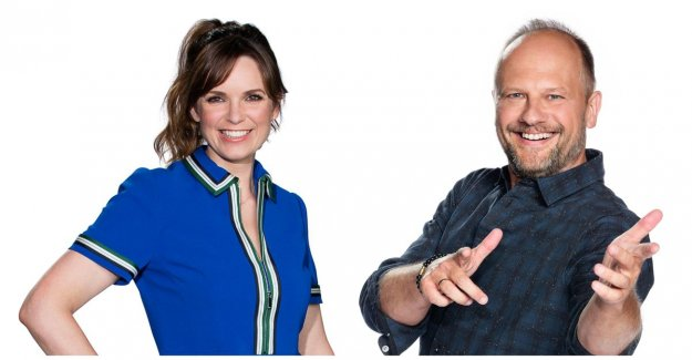 Raf Van Brussel and Tess Goossens looks back on 10 years of JOE: And when was that listener is hit by a truck