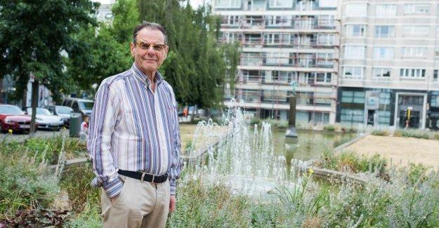 Rainwater Groenplaats and Zuiderdokken is drinking water