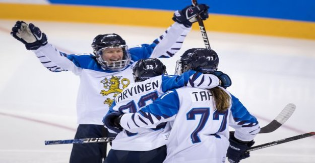 Räjäyttävätkö these women pot in Espoo? Finland has all the time in the seam world championship games-we know that we can overcome