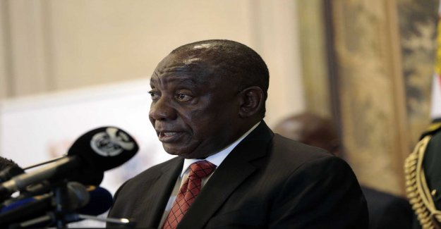 Ramaphosa condemns attacks on foreigners