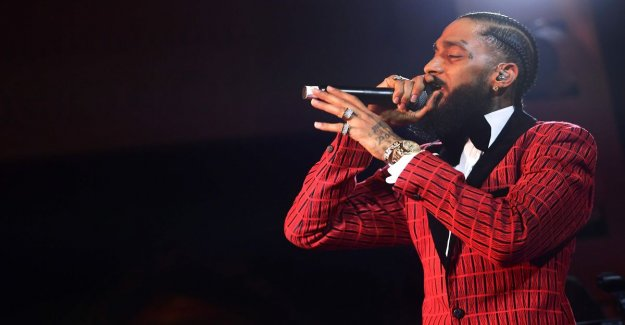 Rapper Nipsey Hussle was shot in Los Angeles