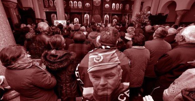 Ratko Mladic is the ethnic nationalism true face