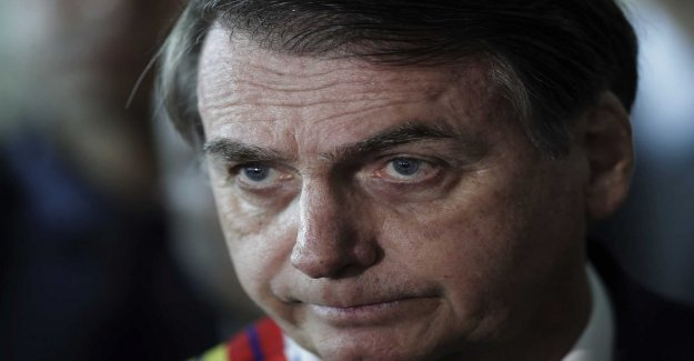Record low support for Bolsonaro