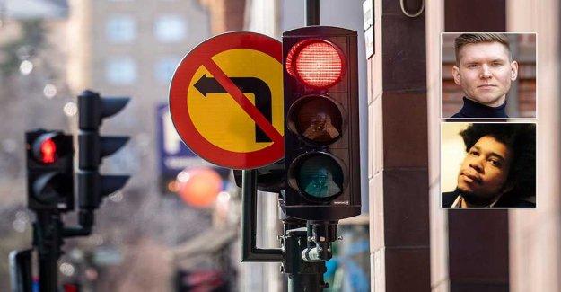 Red light for the new vänsterpopulismen