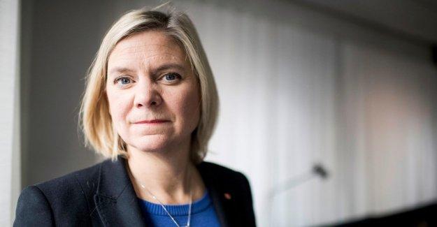 Reforms for four billion in vårbudgeten