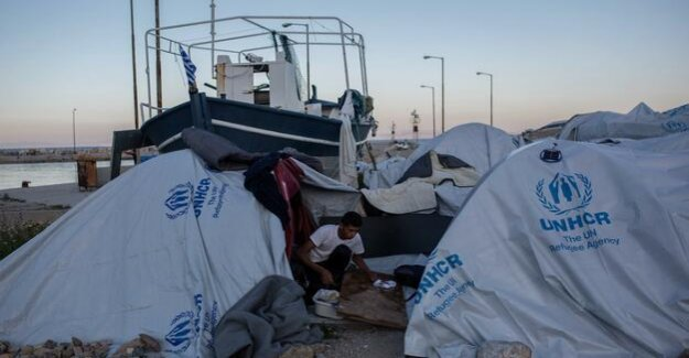 Repatriation of refugees : Greece rejects almost all of the Dublin-deportations