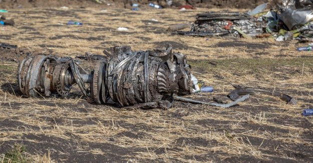 Report on the plane crash in Ethiopia will be presented on Monday