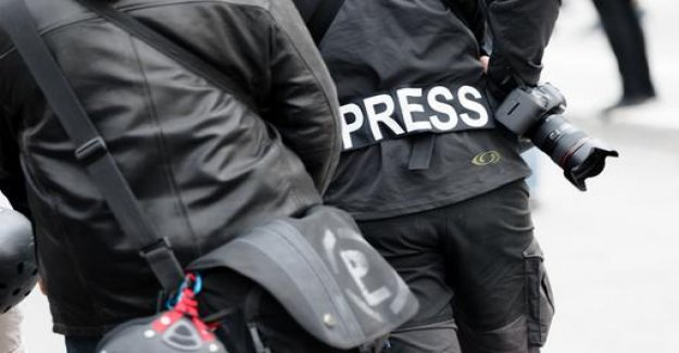 Reporters without borders: press freedom in Europe is deteriorating
