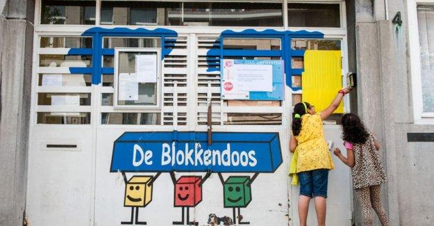 Riot at school Schaarbeek comes almost six years after 'De Blokkendoos'