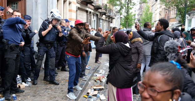 Riots in Schaerbeek school erupted after the declaration of the Brussels public prosecutor: No morals or geweldfeiten committed on a child