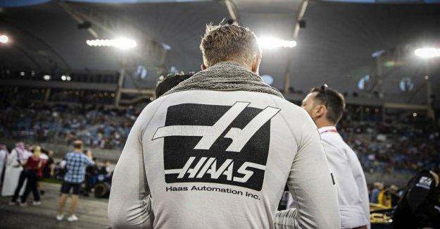 Rivals complain: Now the defending F1-topbossen Haas