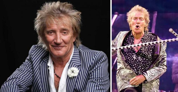 Rod Stewart: I have more money than I can make out of