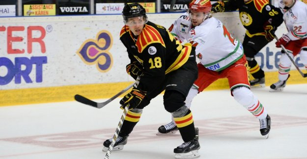 Rödin home to Brynäs in order to take the SM-gold
