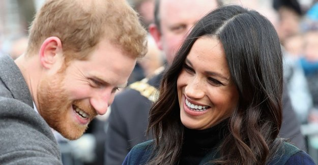 Royal baby fever erupts: Harry and Meghan get a girl and her name is Diana
