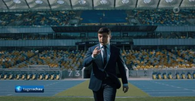 Run-off election in Ukraine: The video duel of the candidates
