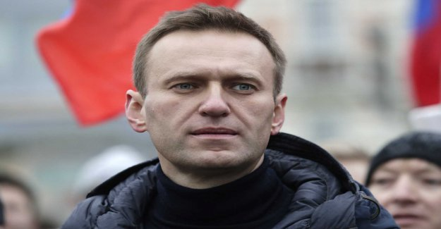 Russia is forced to pay a fine for Navalnyjs house arrest