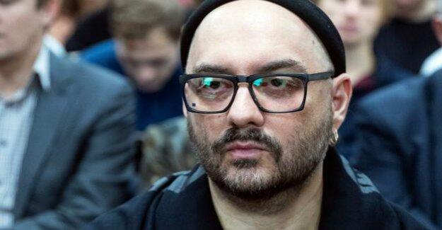 Russian Director : an Additional three months of house arrest for Serebrennikov