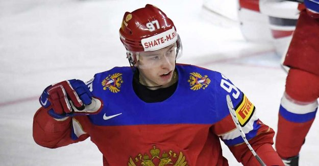 Russian poängkungen reported to enhance Vegas