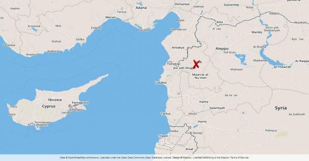 SOHR: Over 10 civilians dead in Russian air raids